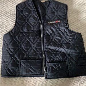 Vintage Versace vest oversized